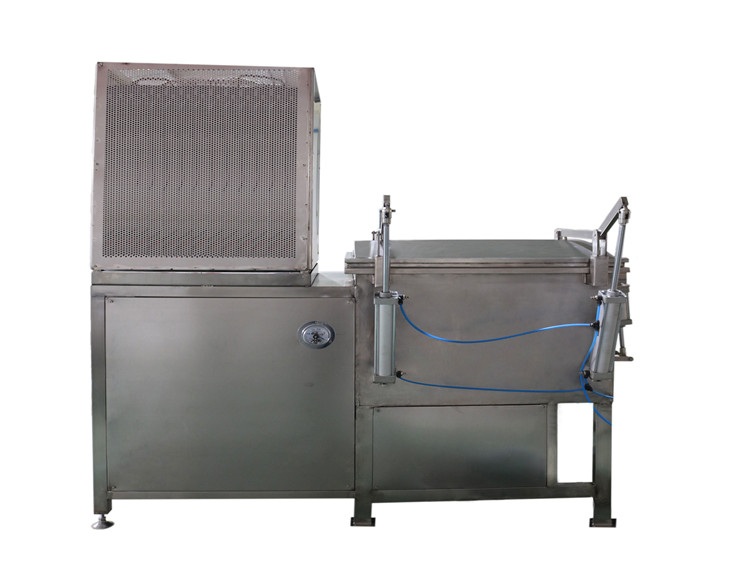 新型真空拌馅机 自动真空拌馅机价格 不锈钢拌馅机
