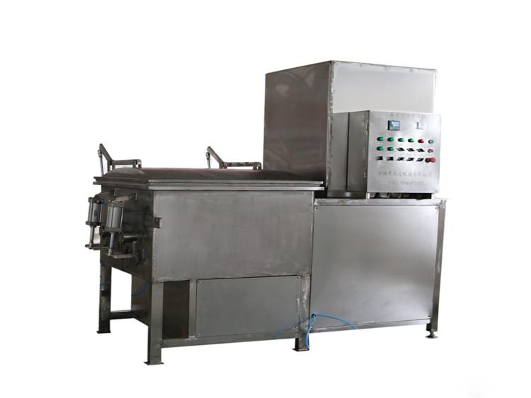 供应真空拌馅机器  不锈钢真空拌馅设备