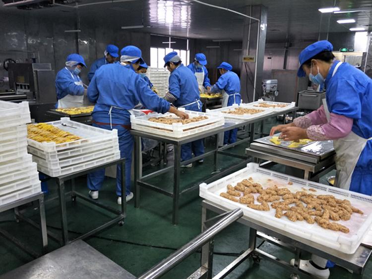 生产全自动蛋饺机器厂家